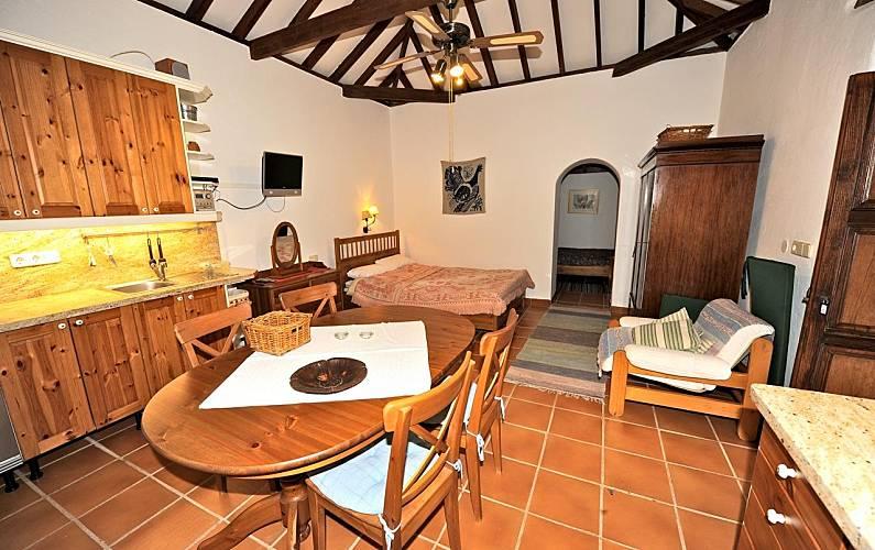 4 Indoors Gran Canaria San Bartolomé de Tirajana Cottage - Indoors