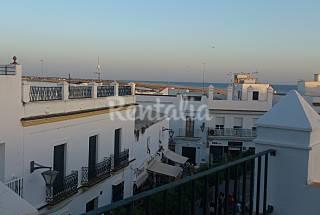 Duplex para 4 personas  a 350 m. de la playa Cádiz