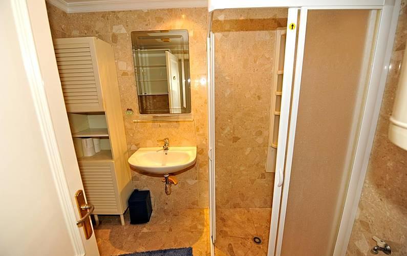 Property Bathroom Gran Canaria Mogán House - Bathroom