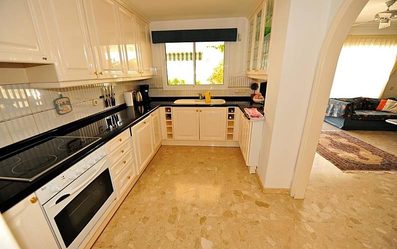 Property Kitchen Gran Canaria Mogán House - Kitchen