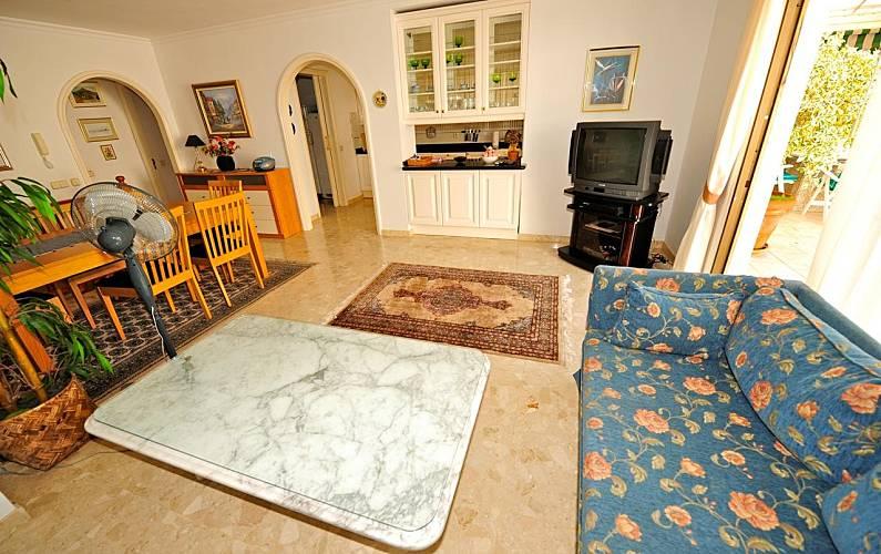Property Living-room Gran Canaria Mogán House - Living-room