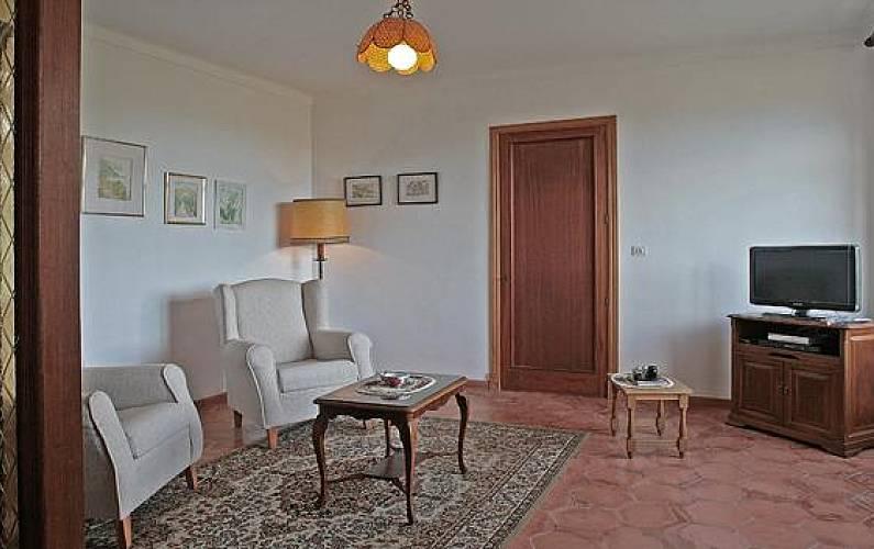 Villa Salotto Maiorca Sóller Villa di campagna - Salotto
