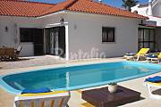 Villa 6-10 p., pool, WIFI, 800 meters to the beach Algarve-Faro