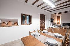 House for 10 people 7 km from the beach Ibiza