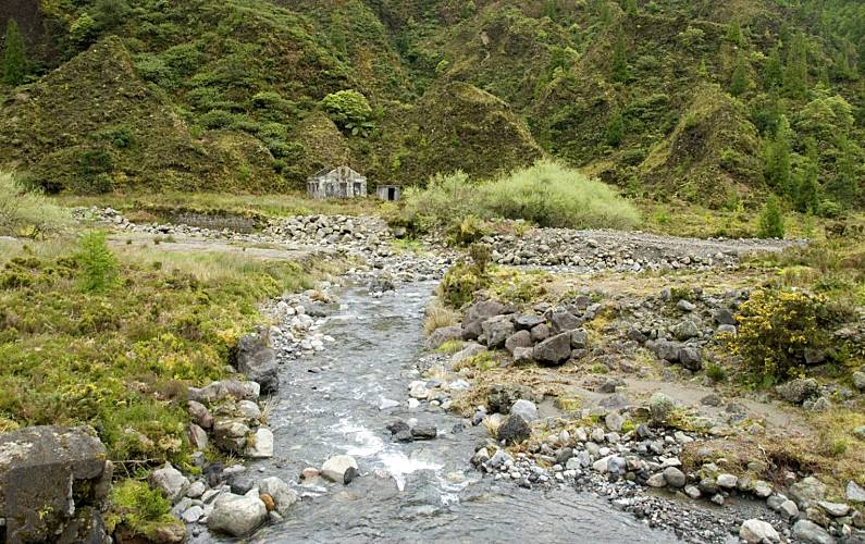 Casa Alrededores São Miguel Ribeira Grande Villa en entorno rural - Alrededores
