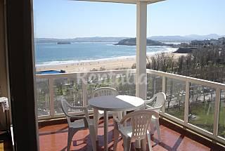 Apartamento de 133 m2 en Santander, playa el Sardinero Cantabria