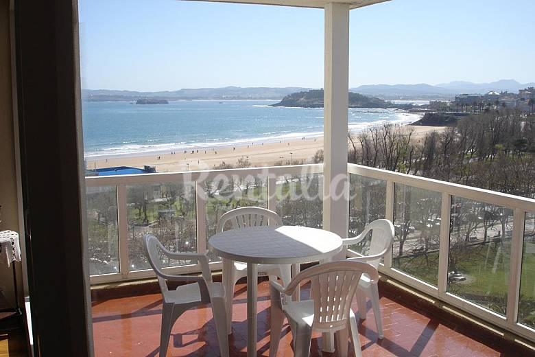 Apartamento de 133 m2 en santander playa el sardinero santander cantabria camino de - Apartamentos en cantabria playa ...