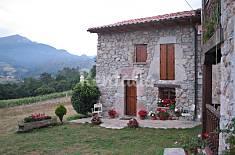 Casa Rural rehabilitada 4 per. a 15Km playa Asturias