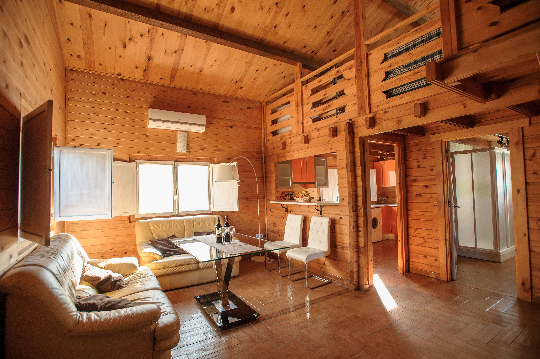 Casa para 5 pessoas com piscina ribera baja alcal la for Piscina cubierta alcala la real