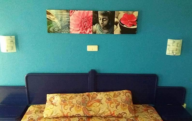 Apartment for 2-5 people in Portimão Algarve-Faro - Bedroom