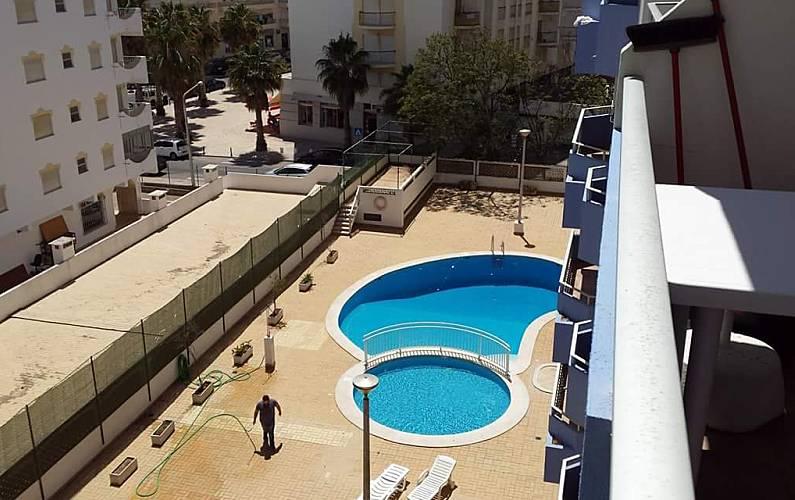 Apartamento para 2-4 pessoas em Portimão Algarve-Faro - Piscina