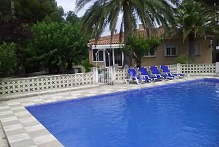Casa El Olmo with private pool Alicante