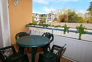 Apartment for 5-7 people on the beach front line Tarragona