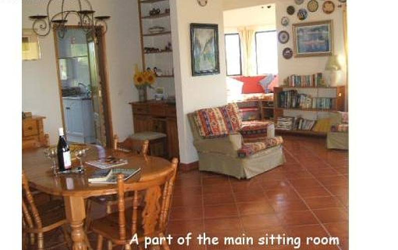 Vivenda Sala de Jantar Algarve-Faro Lagos vivenda - Sala de Jantar