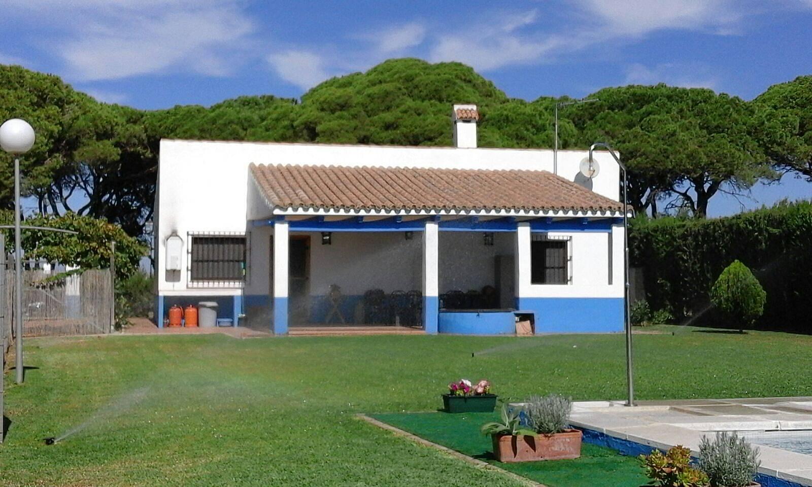 Casa en alquiler a 3 km de la playa chipiona c diz - Casa vacaciones cadiz ...