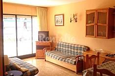 Apartamento de 2 habitaciones a 1 min de la playa  Tarragona