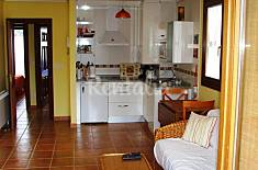 Apartment with 2 bedrooms 2,5 km from the beach Asturias