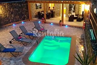 casa  con piscina agua salada-relax-descanso Fuerteventura