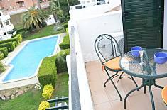 Apartamento de 2 habitaciones a 1500m de la playa Girona/Gerona