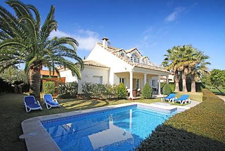 1c82ebd0cac0c Villa exclusiva oliva nova-wifi-smartv Valencia - Exterior del aloj.