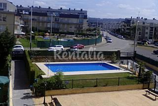 Appartement en location à 100 m de la plage Lugo