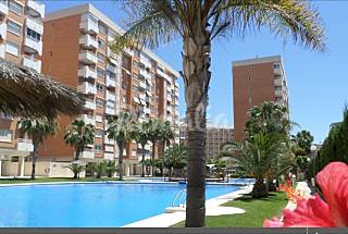 Apartment for 4-5 people only 150 meters from the beach Alicante