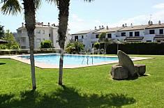 Apartamento 7 PAX con WIFI sólo 800 m de la playa Girona/Gerona