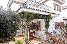 Huis met 3 slaapkamers op het strand Almería