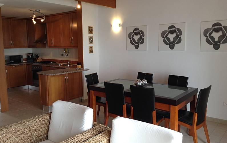 Casa Sala de Jantar Algarve-Faro Aljezur casa - Sala de Jantar