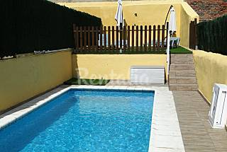 Casa con piscina en el centro para 12-24 personas Barcelona