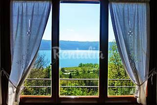 The windows on the lake Rome