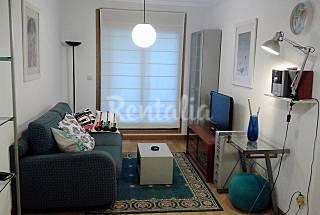 Appartement de 2 chambres à 7 km de la plage Pontevedra