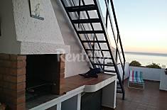 Atico gran terraza vista al mar  200 m de la playa Girona/Gerona