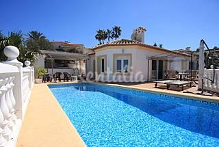 Villa de 4 habitaciones a 10 minutos de la playa Alicante