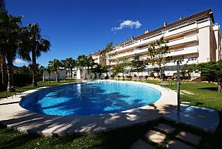 Apartment with 2 bedrooms only 200 meters from the beach Alicante