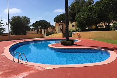 Casa adosada de 4 habitaciones a 100 m de la playa Tarragona