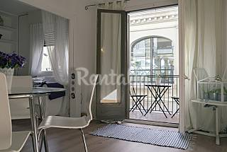 Apartamento en alquiler a 150 m de la playa Barcelona