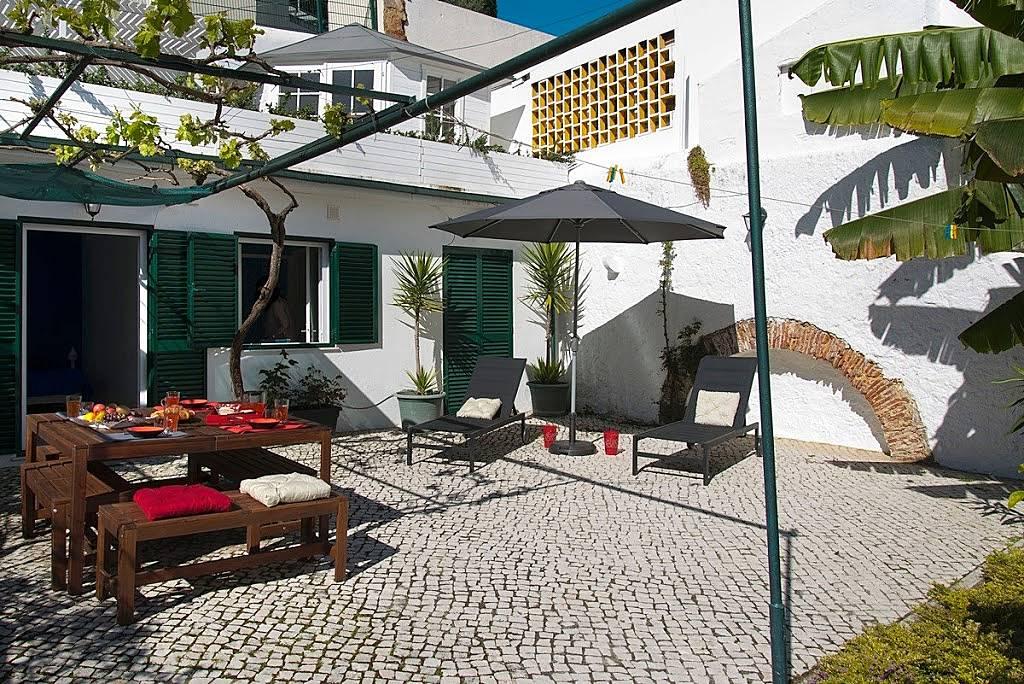 maison en location santa catarina santa catarina lisbonne lisbonne c te de lisbonne. Black Bedroom Furniture Sets. Home Design Ideas