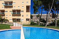Apartamento en planta baja con  gran terraza Tarragona