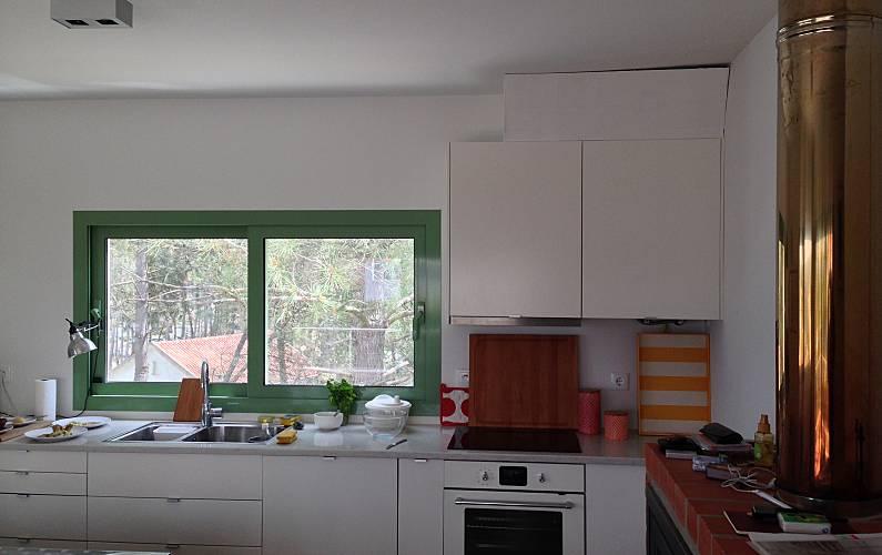 Vivenda Cozinha Setúbal Sesimbra vivenda - Cozinha