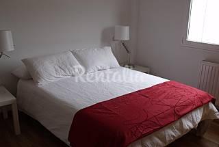 Appartement pour 4 personnes à 800 m de la plage Asturies