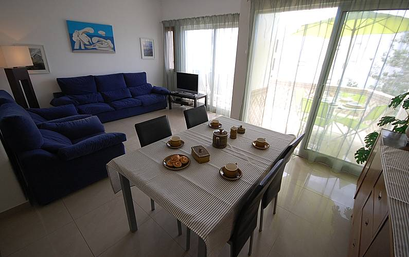 Apartamento Sala Algarve-Faro Silves Apartamento - Sala