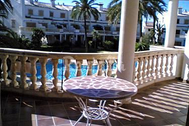Apartamento en alquiler en 1a l nea de playa d nia for Piscina jardin 727