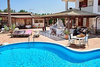 Villa for 6-7 people 4 km from the beach Trapani