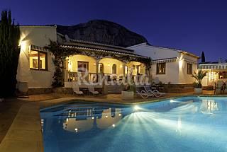 Superb Villa for rent in Jávea/Xàbia Alicante