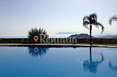 Apart. para 5p con vistas y piscina espectacular Málaga