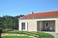 Casa para 6 pessoas com vista para a montanha Viseu