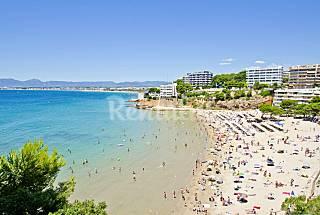 Apartamento com 1 quartos a 50 m da praia Tarragona