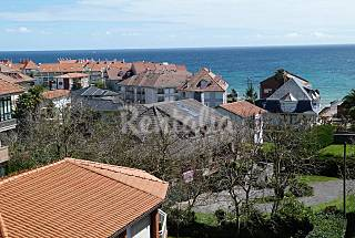 Ref.2235: Vistas al mar. A 200mts playa Trengandin Cantabria