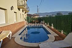 Casa de 2 habitaciones a 3 km de la playa Girona/Gerona
